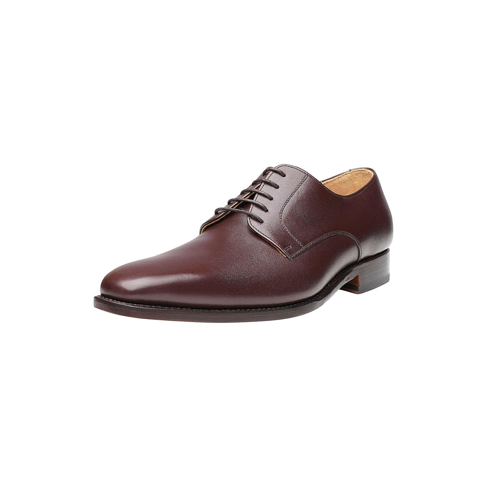 Shoepassion Businessschuhe No. 534 Business-Schnürschuhe dunkelbraun Herren Gr. 48