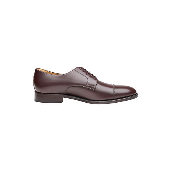 SHOEPASSION SHOEPASSION No. 541 Business Schuhe dunkelbraun
