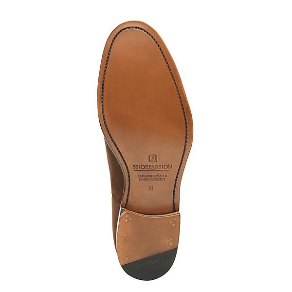 SHOEPASSION SHOEPASSION No. 577 Business Schuhe braun