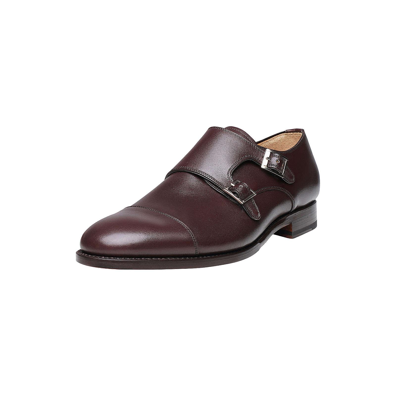 SHOEPASSION No. 591 Business Schuhe dunkelbraun Herren Gr. 44