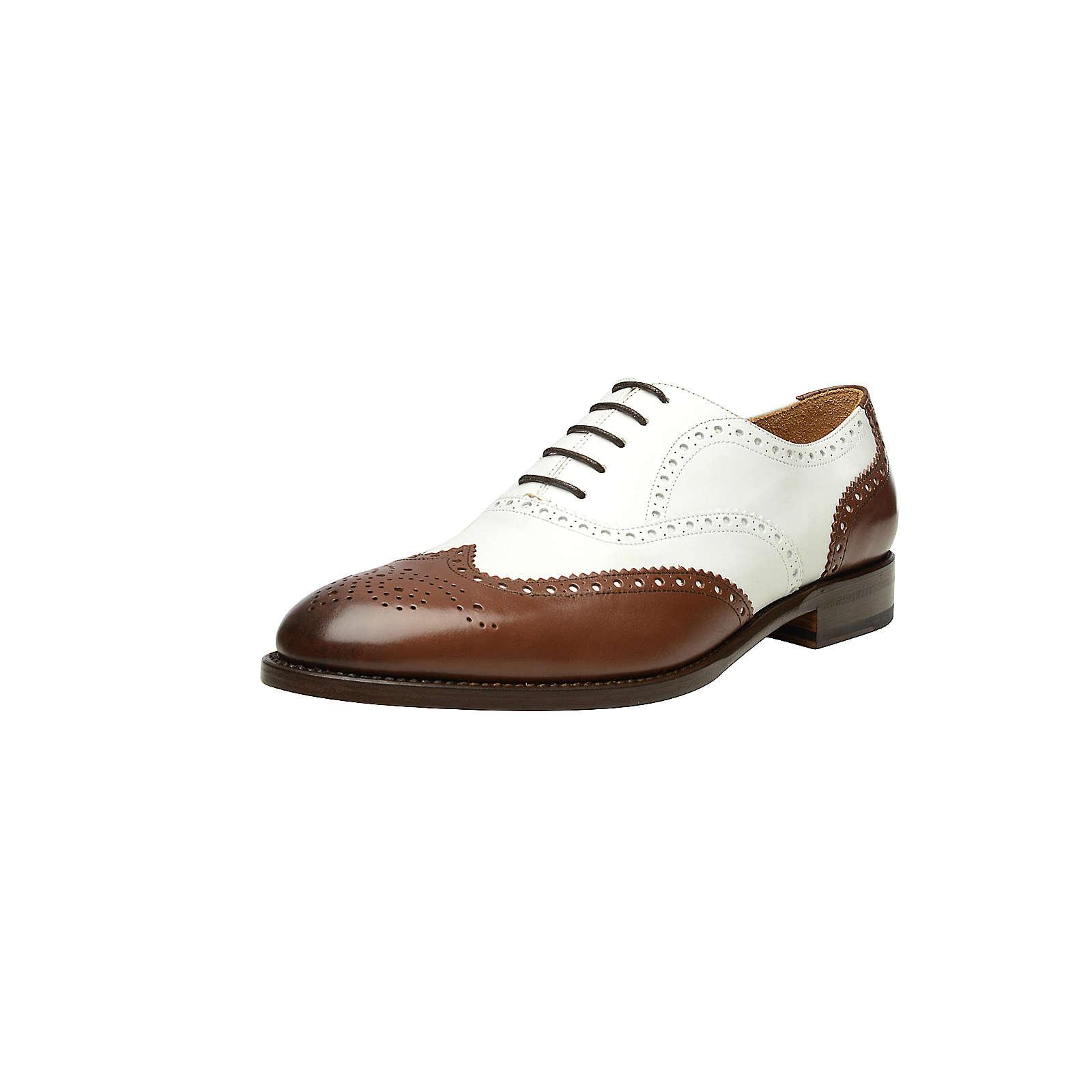 SHOEPASSION No. 384 Business Schuhe dunkelbraun Herren Gr. 41