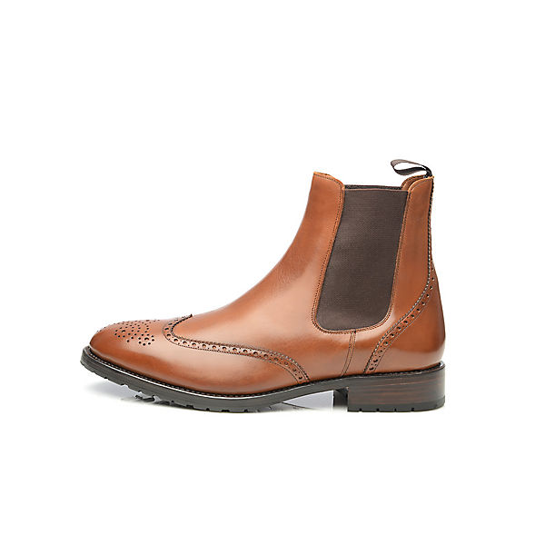 SHOEPASSION, SHOEPASSION No. 681 Stiefeletten, dunkelbraun