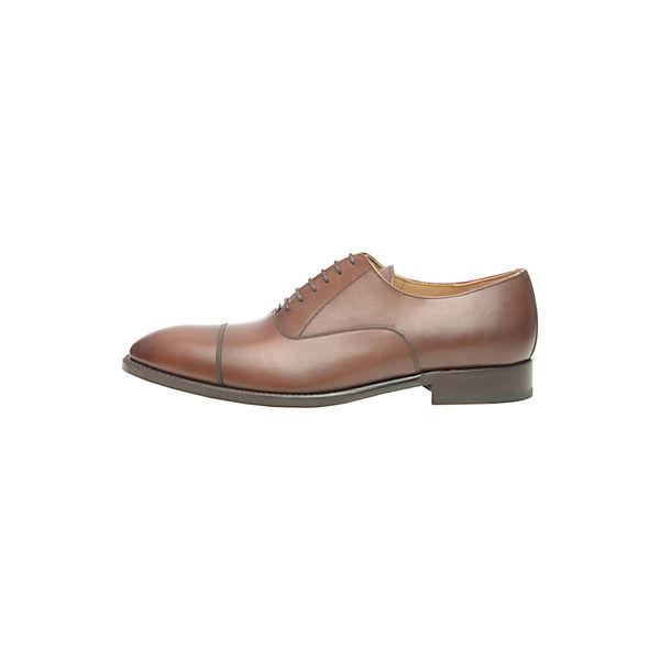 SHOEPASSION, SHOEPASSION No. 574 Gute Business Schuhe, dunkelbraun  Gute 574 Qualität beliebte Schuhe 5335dd