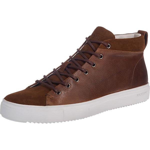 Blackstone Sneakers braun Herren Gr. 46 Sale Angebote Drebkau
