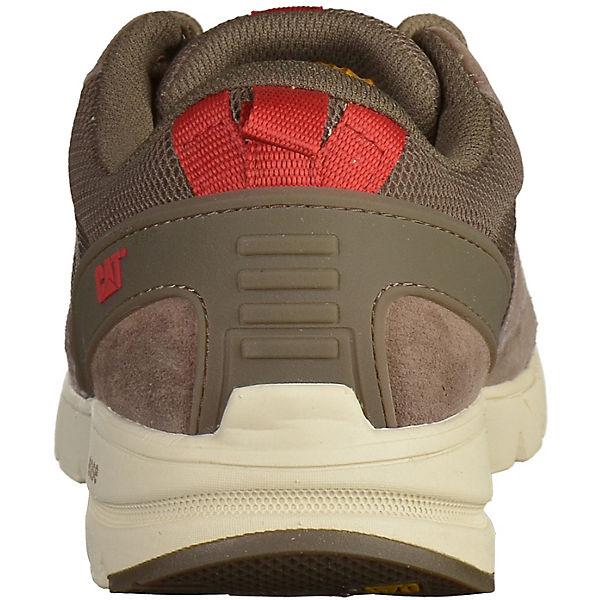 CATERPILLAR braun Sneakers Sneakers kombi braun CATERPILLAR CATERPILLAR CATERPILLAR HIqw4dR