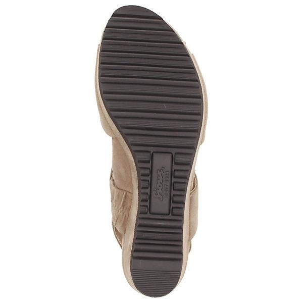 Sioux Fomaia Sandaletten beige