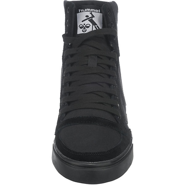 hummel hummel Slimmer Stadil Tonal High Sneakers schwarz