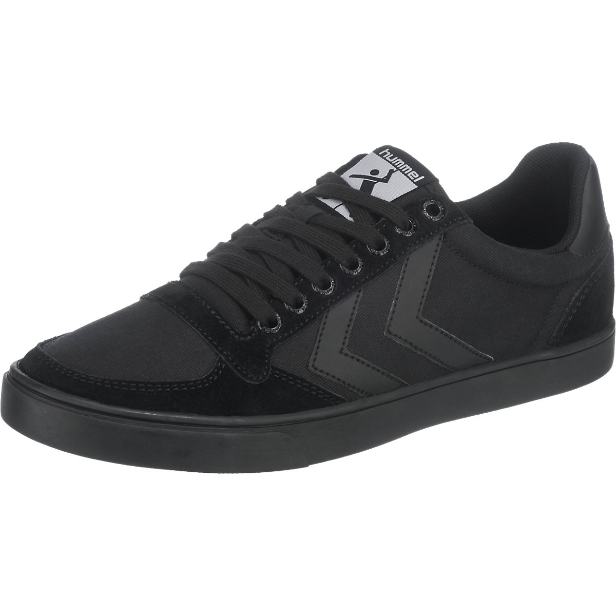 Hummel, Slimmer Stadil Tonal Turnschuhe Low, schwarz  Gute Qualität beliebte Schuhe