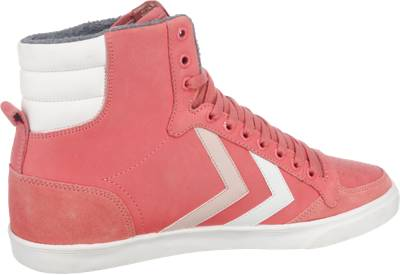 ... hummel hummel Slimmer Stadil Duo Oiled High Sneakers grau-kombi ...
