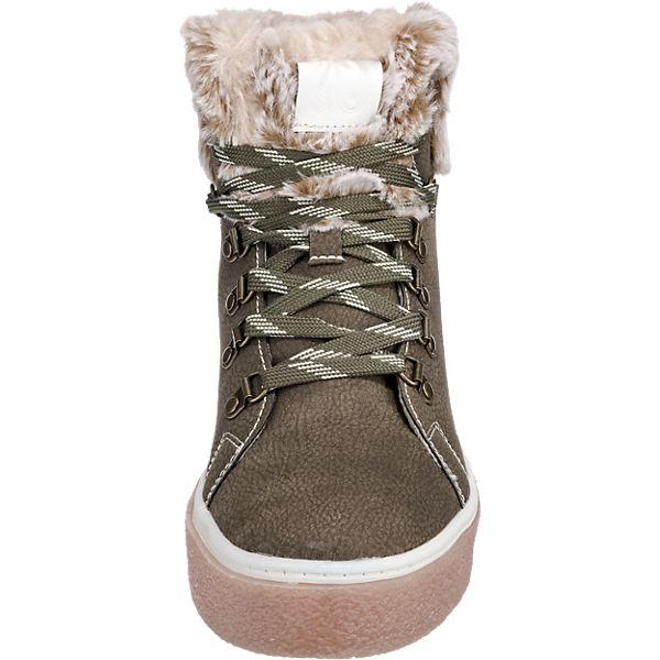 S.Oliver, s.Oliver Qualität Stiefeletten, khaki  Gute Qualität s.Oliver beliebte Schuhe 6660ac