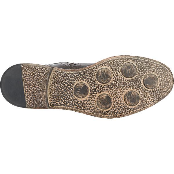 FRETZ men, FRETZ men Stiefeletten, Ray Stiefel & Stiefeletten, men dunkelbraun Gute Qualität beliebte Schuhe 5ee213