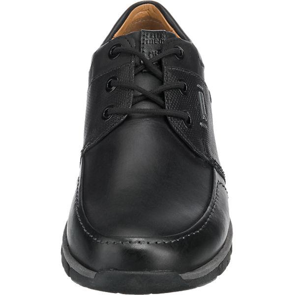 FRETZ men FRETZ men Meran Freizeit Schuhe schwarz