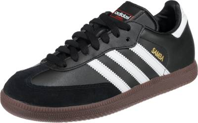 adidas Performance, Samba Sneakers Low, schwarz