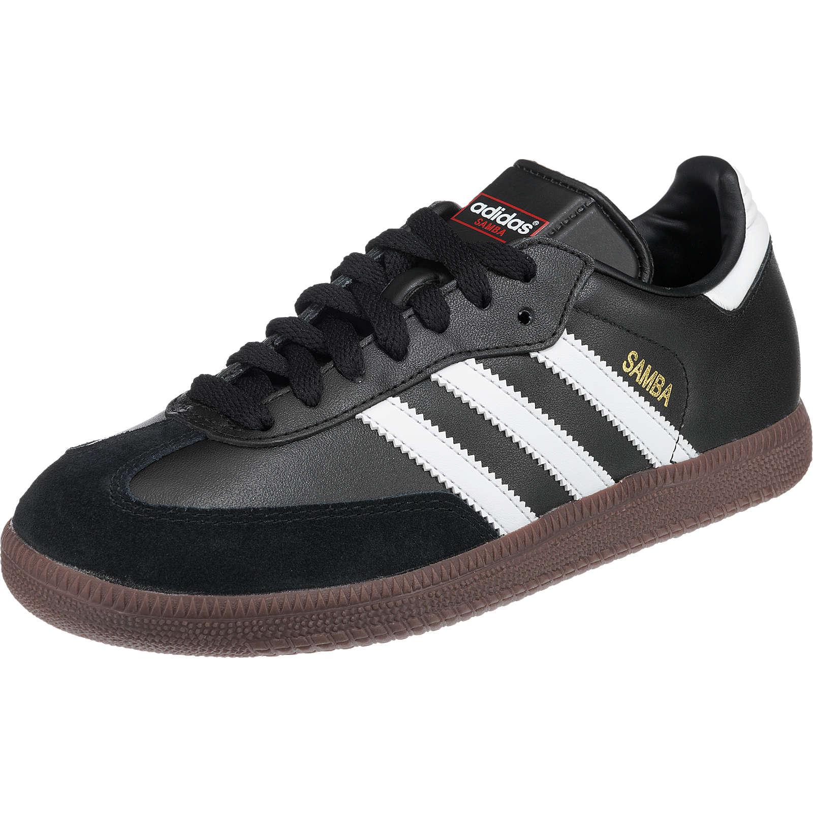 adidas Performance Samba Sneakers Low schwarz Gr. 48