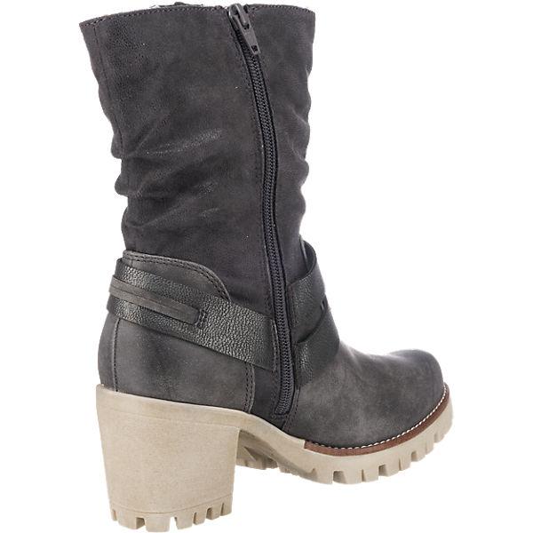 s.Oliver, s.Oliver Stiefeletten, grau  Schuhe Gute Qualität beliebte Schuhe  080bab