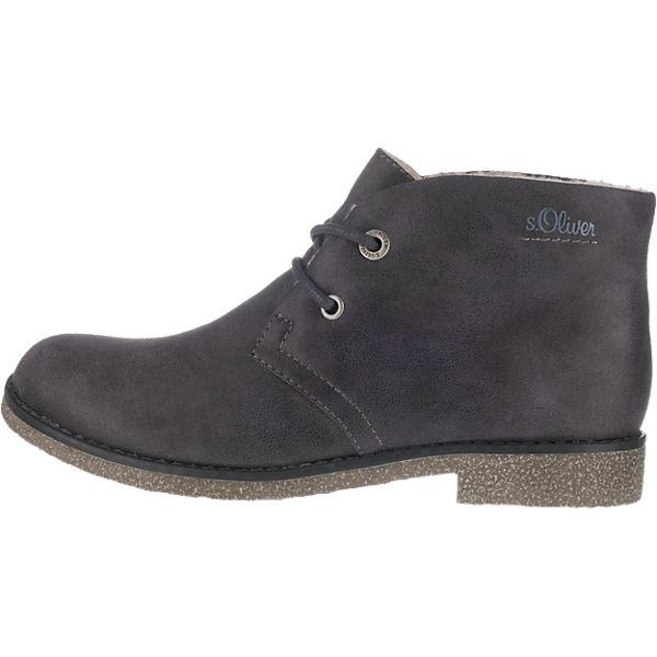 s.Oliver s.Oliver Stiefeletten grau Schuhe  Gute Qualität beliebte Schuhe grau 3703db