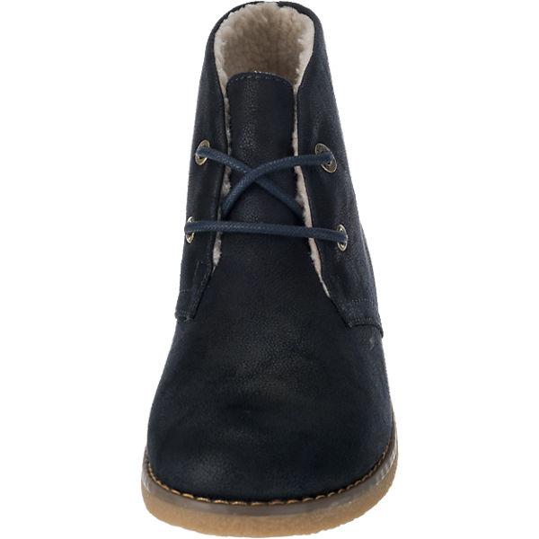 s.Oliver, s.Oliver Stiefeletten, dunkelblau Schuhe  Gute Qualität beliebte Schuhe dunkelblau b6025d