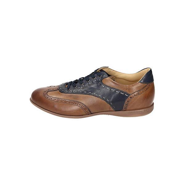 Galizio Torresi, Galizio Torresi Business Schuhe, braun