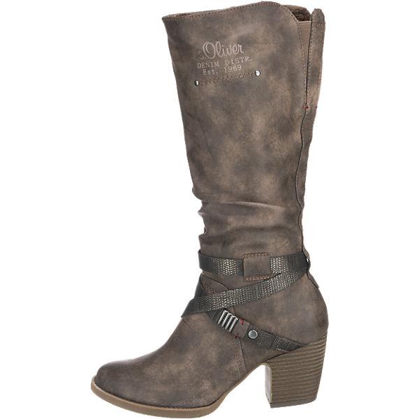 s.Oliver, s.Oliver Stiefel, braun  Gute Qualität beliebte Schuhe