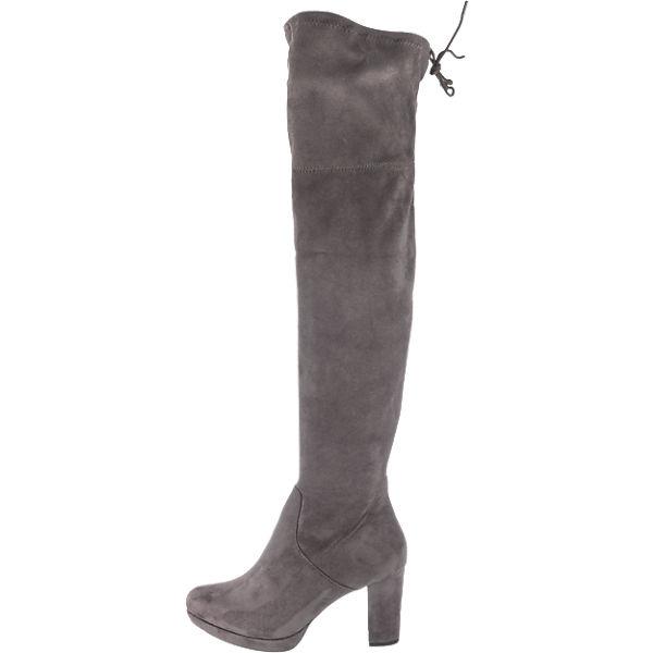 s.Oliver, s.Oliver Stiefel, grau  Gute Qualität beliebte Schuhe