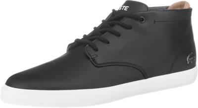 Lacoste »Ampthill Chukka 417 1« Sneaker, schwarz, 42 42