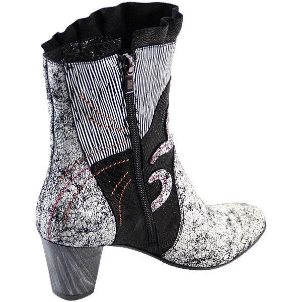 SIMEN, Gute SIMEN Stiefeletten, schwarz-kombi  Gute SIMEN, Qualität beliebte Schuhe 259c4e