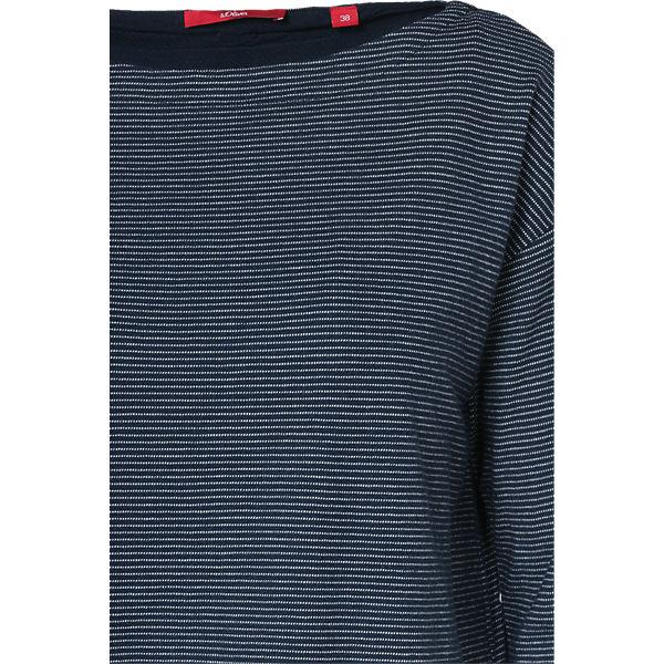 dunkelblau s 4 Shirt 3 Oliver Arm EXrXw