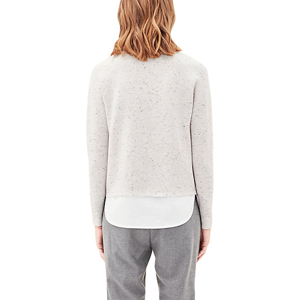 s Pullover s Oliver s Pullover grau Oliver grau SwY5q5
