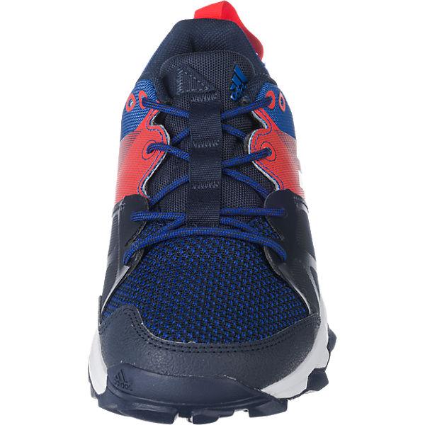 adidas Performance Laufschuhe kanadia 8.1 k für Jungen blau