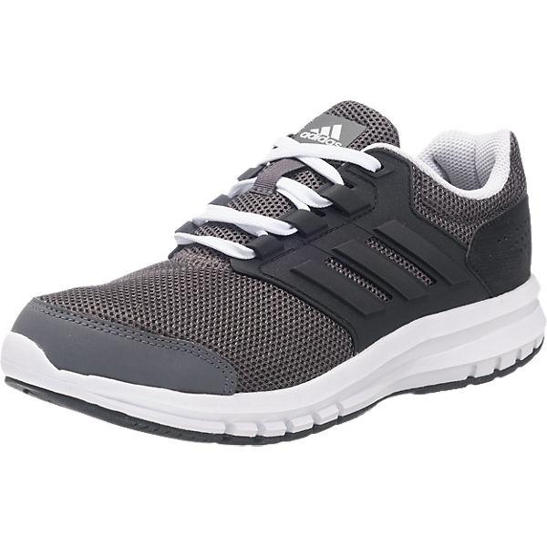 adidas Performance Laufschuhe galaxy 4 k für Jungen grau