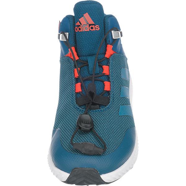 adidas Performance Sneakers High FortaTrail Mid K für Jungen blau