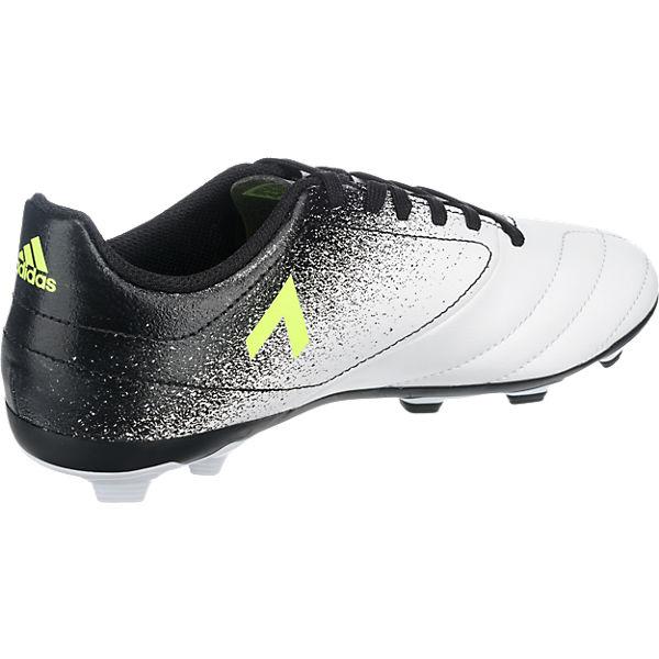 adidas Performance Fußballschuhe ACE 17.4 FxG J für Jungen weiß