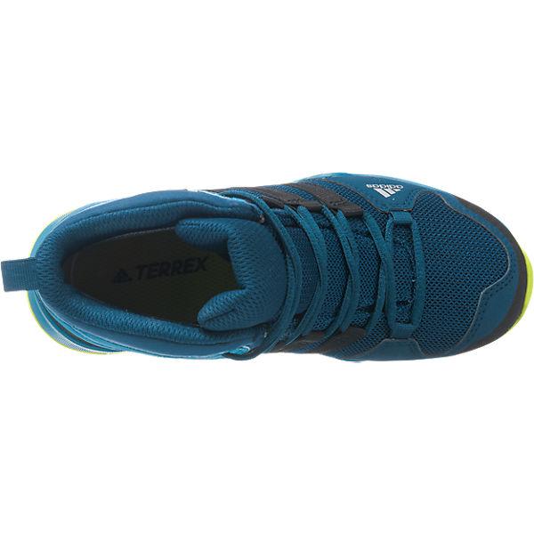 adidas Performance Outdoorschuhe TERREX AX2R MID CP K für Jungen blau