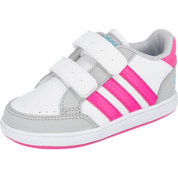 Schipkau Annahütte, Karl-Marx-Siedlung Angebote adidas NEO Baby Sneakers HOOPS CMF für Mädchen weiß Gr. 24