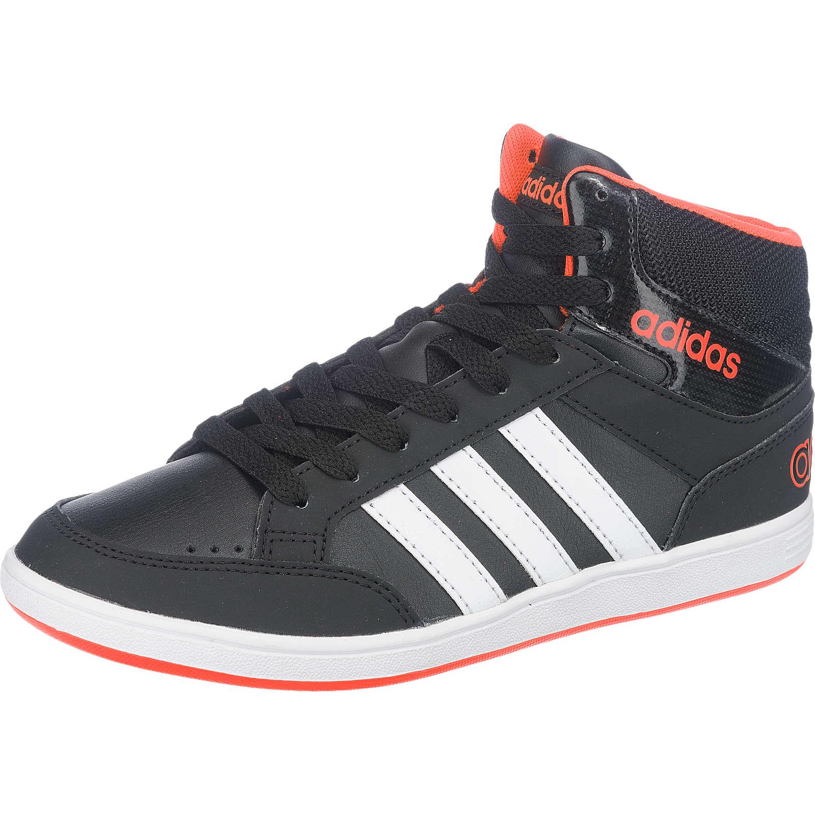 adidas NEO Sneakers High HOOPS MID Gr. 33 Jungen Kinder jetztbilligerkaufen