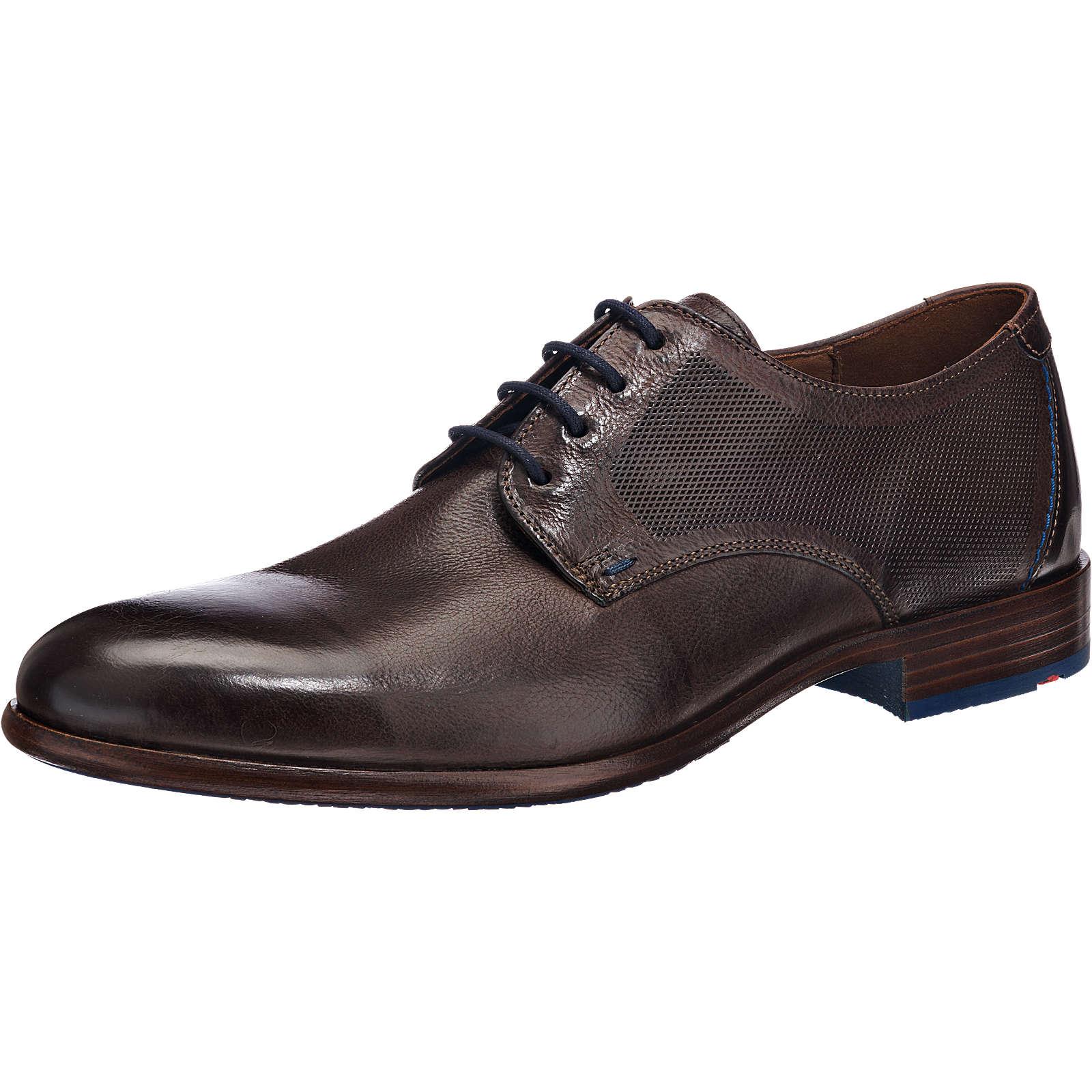 LLOYD Ferdinand Business Schuhe braun Herren Gr. 44,5