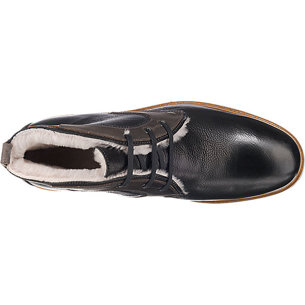 Semi schwarz kombi LLOYD LLOYD Stiefeletten P785xwnpq