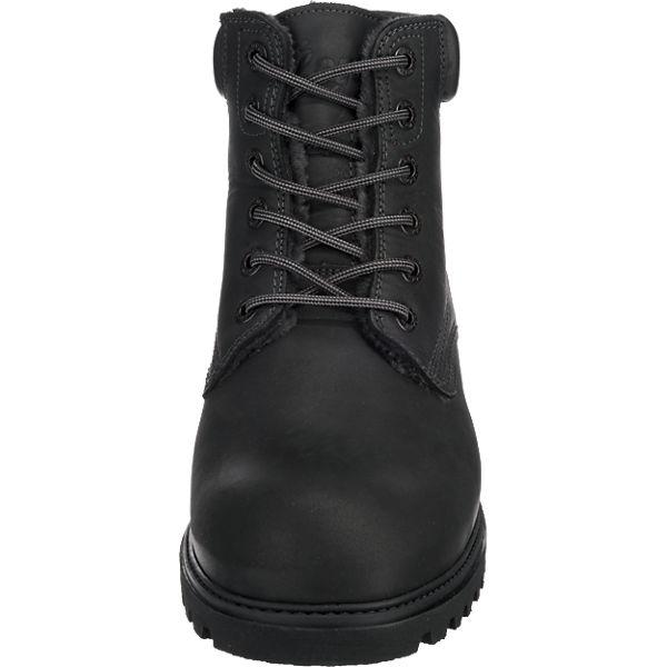 LLOYD, LLOYD Vulcano schwarz Stiefeletten wasserdicht, schwarz Vulcano   38d2cf