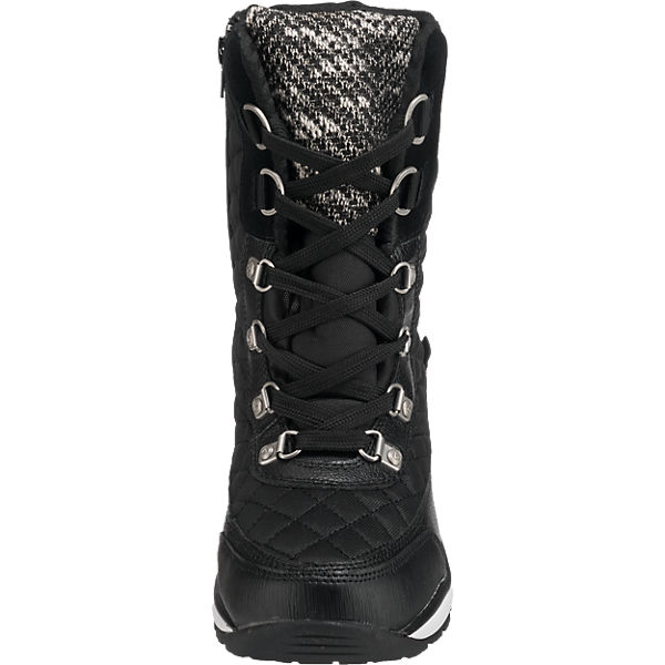 Luhta, Luhta Lila Stiefel Stiefel Stiefel wasserdicht, schwarz  Gute Qualität beliebte Schuhe 91ebb6
