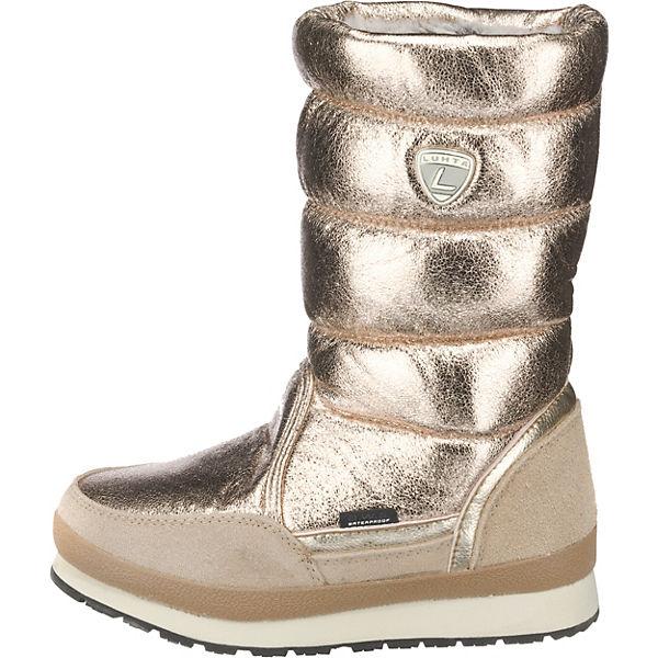 Luhta, Luhta  Leenu Stiefel wasserdicht, beige  Luhta Gute Qualität beliebte Schuhe 15b171