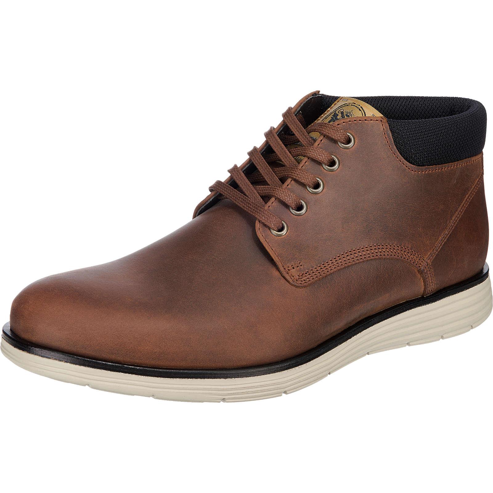 LLOYD Bernie Sneakers braun Herren Gr. 40,5