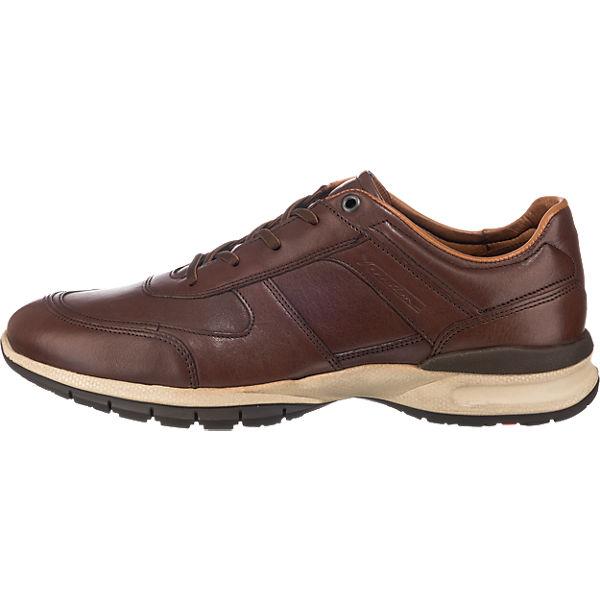LLOYD, LLOYD Aston Sneakers, dunkelbraun