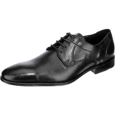 erstklassiges echtes klassisch außergewöhnliche Auswahl an Stilen LLOYD, GARVIN Business-Schnürschuhe, schwarz | mirapodo