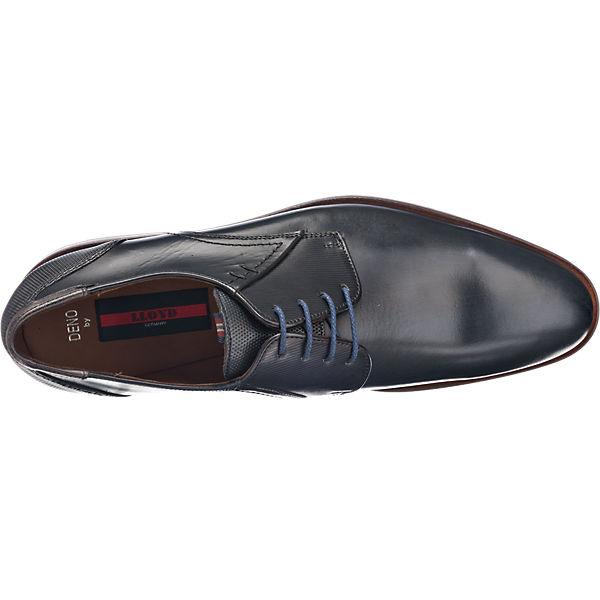 LLOYD LLOYD Deno Business Schuhe blau-kombi