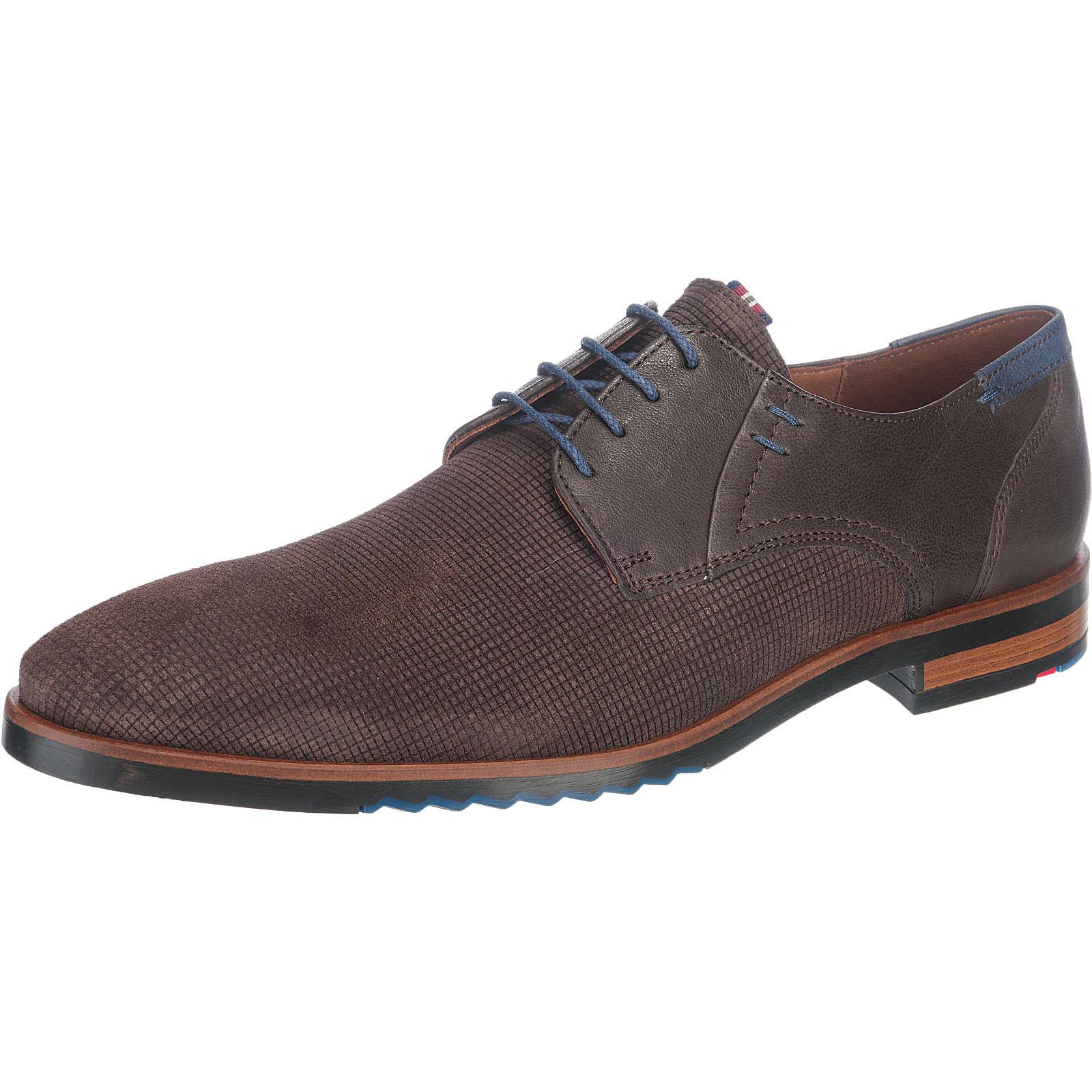 LLOYD Diaz Business Schuhe braun Herren Gr. 44,5
