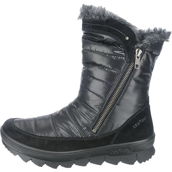 Legero, Legero Novara Stiefel, schwarz-kombi  Gute Qualität beliebte Schuhe