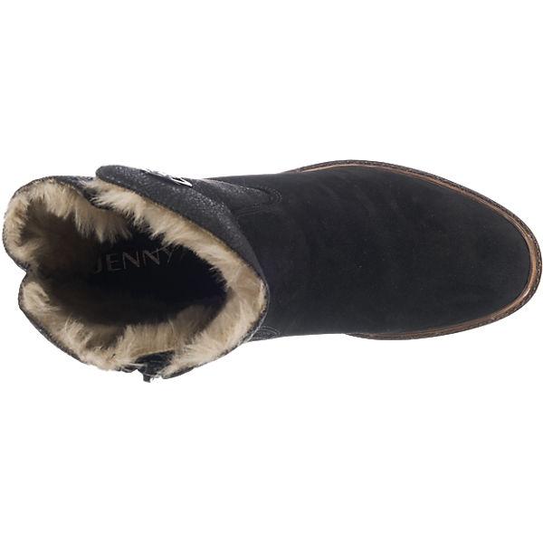 JENNY, JENNY Gute Portland-St Stiefeletten, schwarz  Gute JENNY Qualität beliebte Schuhe 70c101