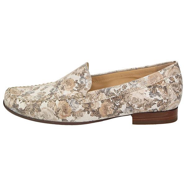 Sioux Sioux Campina Slipper grau  Gute Qualität beliebte Schuhe