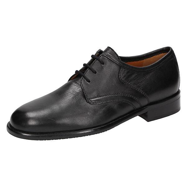 schwarz Rochester Schuhe Business Sioux Sioux HqIx70ZXw