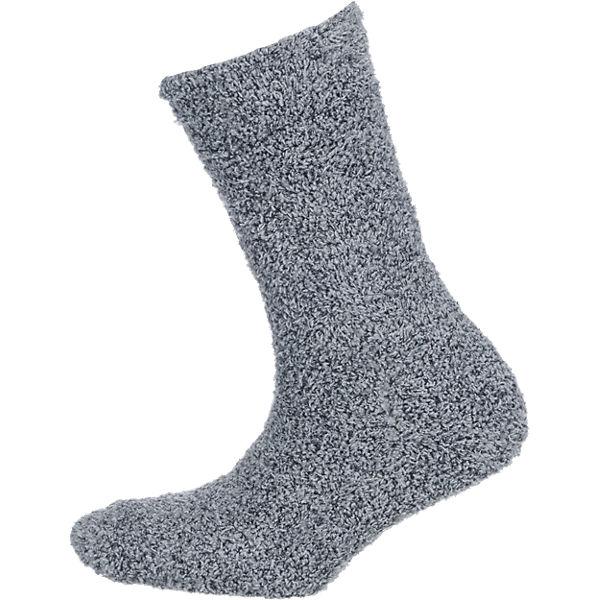 camano camano 2 Paar Socken grau